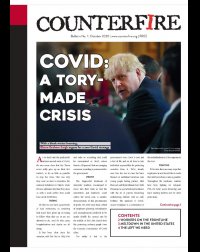 Covid: a Tory-made crisis - Counterfire Bulletin October 2020