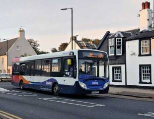 Stagecoach in Scotland: next stop, strike action - News from the Frontline