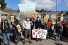 Penally camp: Pembrokeshire unites to boot the fascists out