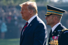 Donald Trump is no 'peace president'