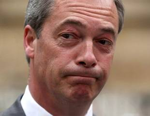 Who is Nigel Farage?