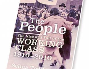The People. The Rise and Fall of the Working Class 1910-2010