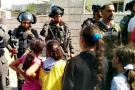 Palestinians resist home demolitions by Israeli military - video