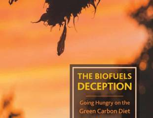 The Biofuels Deception: Going Hungry on the Green Carbon Diet - book review