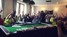 Gateshead: Unite the union members vote unanimously for strike action‏